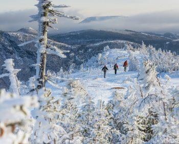 Météomédia prévoit un hiver long et froid en Gaspésie