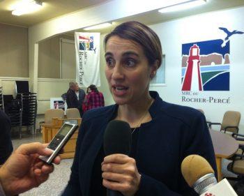 CAQ: la Gaspésie devra se serrer les coudes