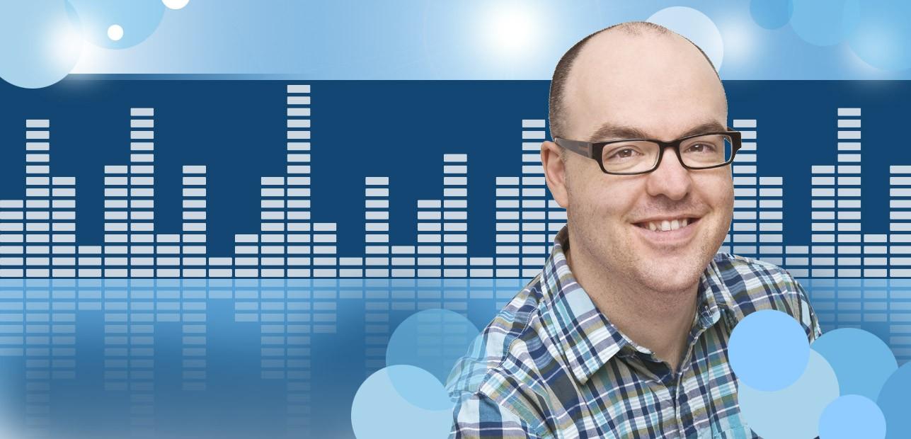 Jeff dans la radio