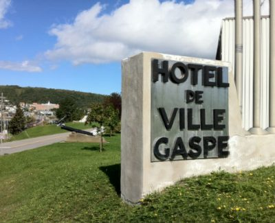 Émoi et consternation à Gaspé